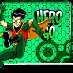 Superhero Titans Go : Magic Rush Icon