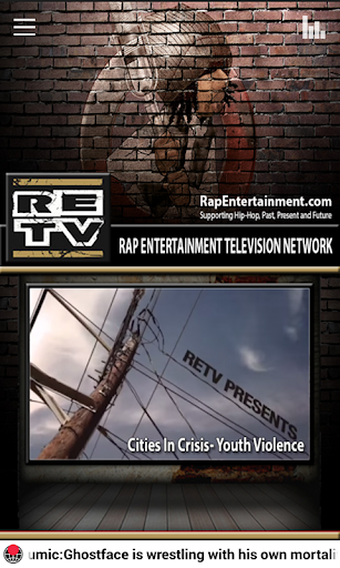 RETV - Rap Entertainment