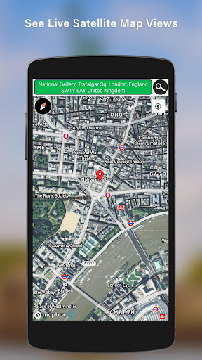 GPS Voice Navigation, Directions & Offline Maps  screenshots 1