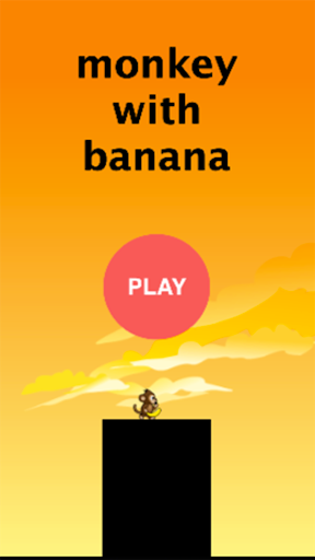 Monkey With Banana Free Game
