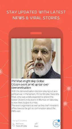 ViralShots: News & Stories App 3.0.2 screenshot 639319