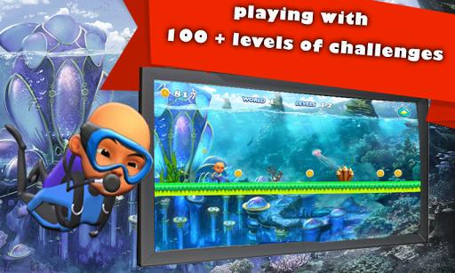 Ipin Deep Sea Adventure android2mod screenshots 2