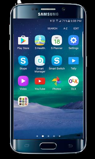 Galaxy S20 Launcher Theme screenshots 3