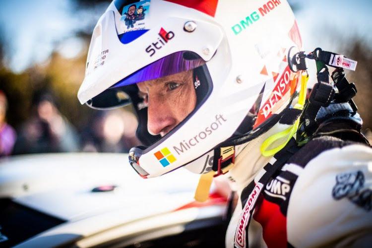 WRC Mexique : Kris Meeke signe le meilleur chrono du shakedown