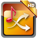 Queek Music Shuffler HD icon