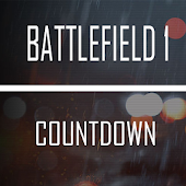 Countdown for BATTLEFIELD 1