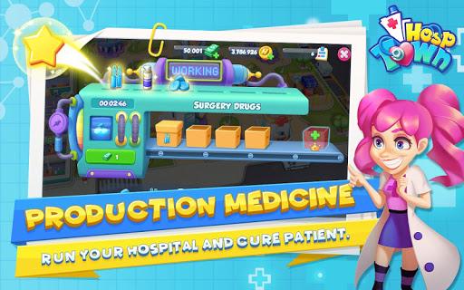 Code Triche Hospital Town APK MOD screenshots 3