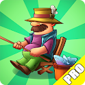 Idle Fishing Empire PRO - Fish Tap Tycoon icon