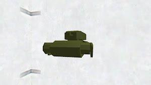 回転砲塔(ソ連風)