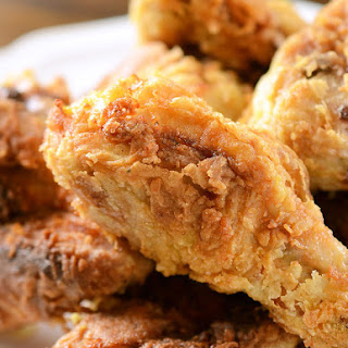Coconut Curry Fried Chicken