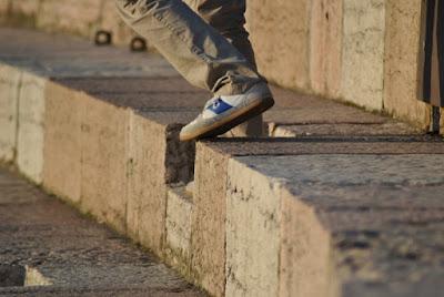 Il mondo è fatto a scale.... di francescap