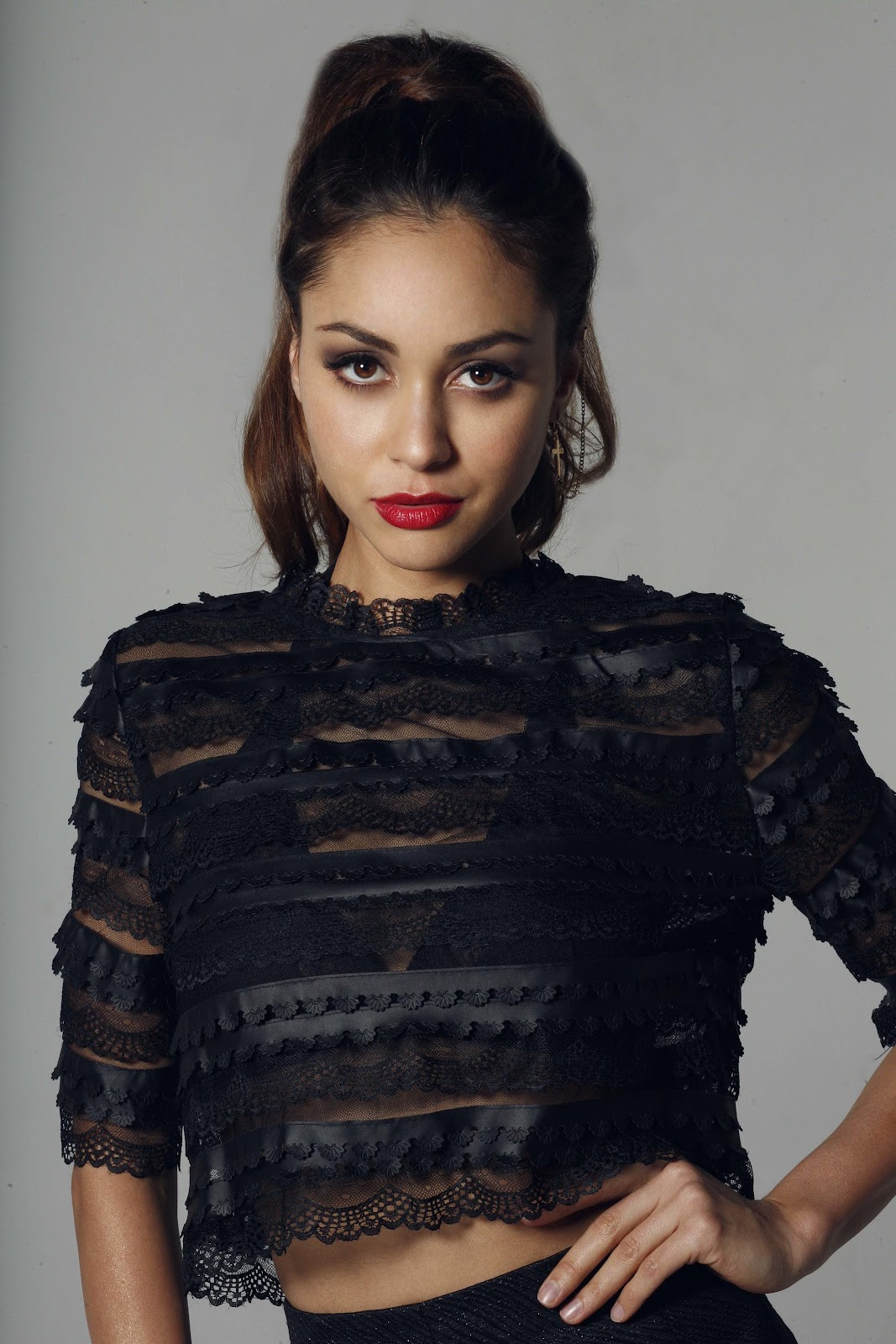 Image result for lindsey morgan