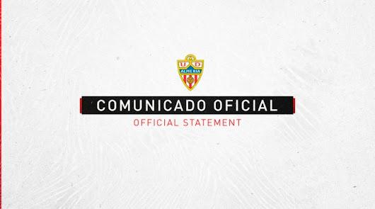 Aplazado el partido del Almería Femenino tras confirmarse un caso positivo