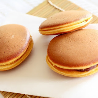 Red Bean Pancakes (Dorayaki)