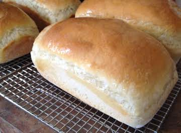 Golden Sourdough Bread