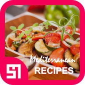 850+ Mediterranean Recipes