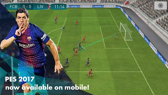 PES 2017 PRO EVOLUTION SOCCER 1.2.2 MOD (Unlimited Money) Apk + Data 8