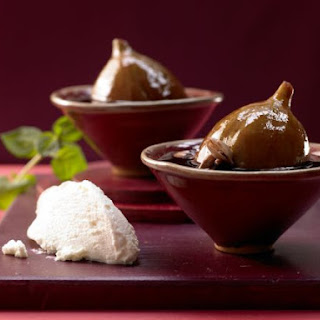 Poached Figs Dessert Recipes