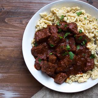 Spaetzle Beef Recipes.