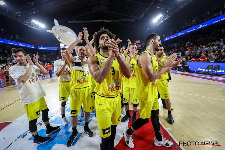 Opvallend: Belgische basketbalcompetitie zal niet meer hervat worden, dus kampioen is al bekend