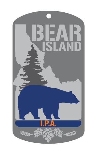 Logo of Bear Island Idaho Potato Ale