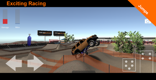 Tough Truck Racing screenshot 2