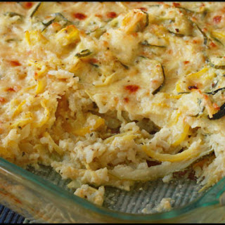 Summer Squash Casserole With Rice Recipes