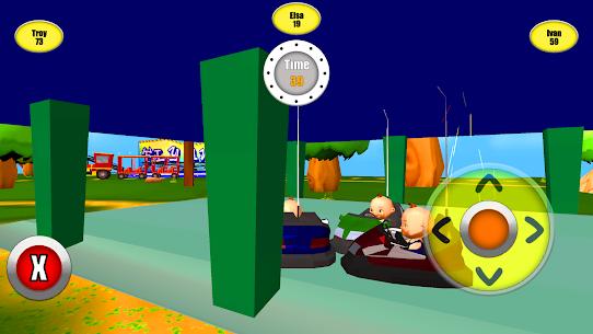 طفل حديقة المرح – ألعاب الطفل 4