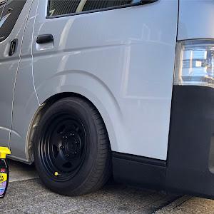 ハイエース TRH200Vのカスタム事例画像 干し芋さんの2021年01月17日04:55の投稿