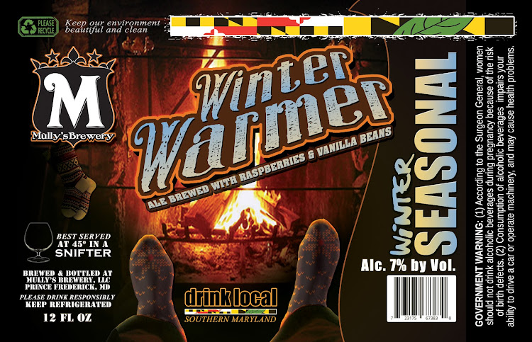 Logo of Mully's Winter Warmer