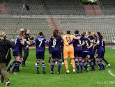 📷 🎥 Het kampioenenfeest van RSC Anderlecht, dat voor vierde keer op rij Super League naar hand zette