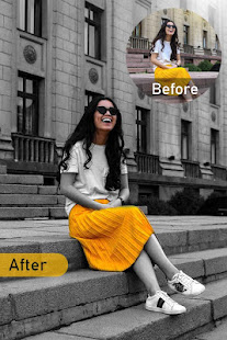 Download Color Highlight: Black and White Photo Editor For PC Windows and Mac apk screenshot 4