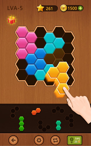 Block Hexa Puzzle  screenshots 5