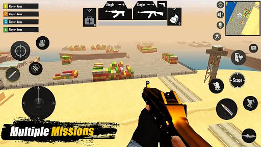 FPS Battleground Survival: New 2020 Shooting Games 19.003 de.gamequotes.net 4