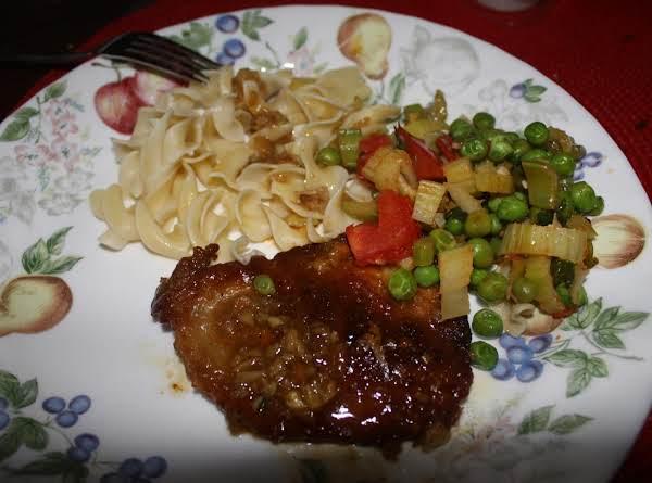 Pork Picata