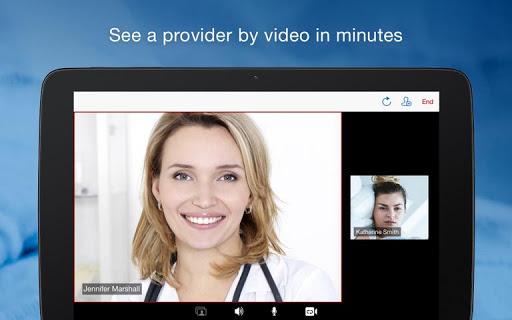 IU Health Virtual Visits screenshot 11