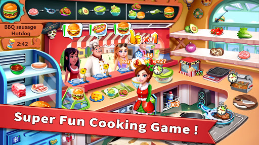Rising Super Chef - Craze Restaurant Cooking Games 4.8.2 updownapk 1