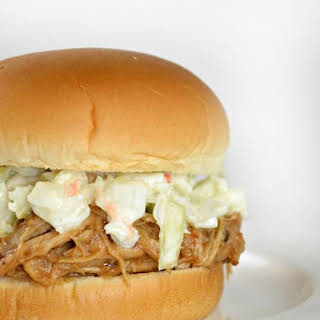 Slow Cooker Root Beer Pulled Pork.