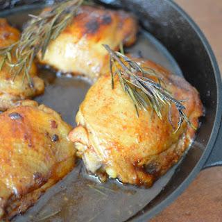 Glazed Baked Chicken Recipes