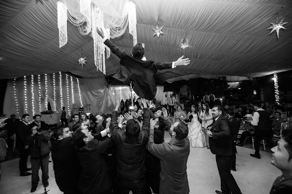 Fotógrafo de bodas ERIC SANCHEZ (sanchez). Foto del 25.11.2016