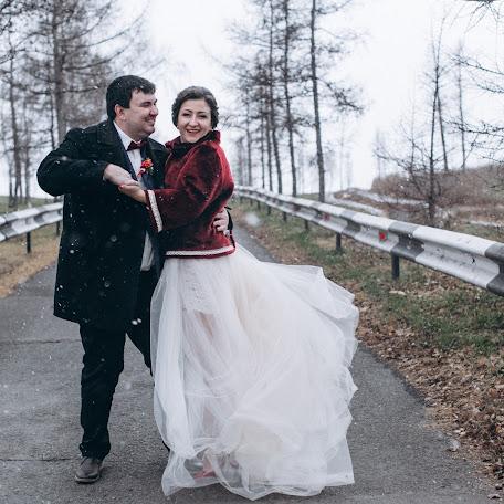 Wedding photographer Anastasiya Pavlova (photonas). Photo of 11.12.2017