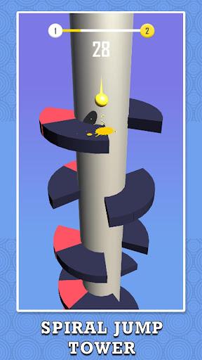 Spiral Jump Tower 5.0 {cheat|hack|gameplay|apk mod|resources generator} 4