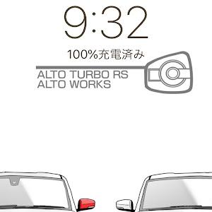 アルトワークス HA36S のカスタム事例画像 seiyaさんの2018年10月20日18:40の投稿