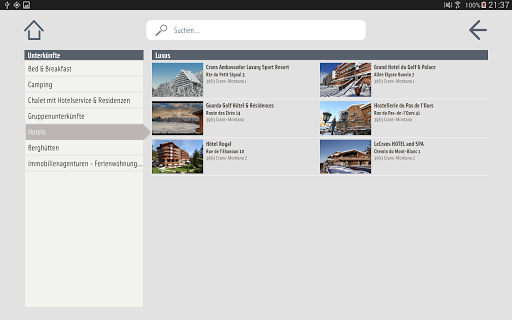 Crans-Montana Tourism screenshot 13