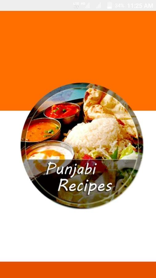 Punjabi recipes android apps on google play punjabi recipes screenshot forumfinder Image collections