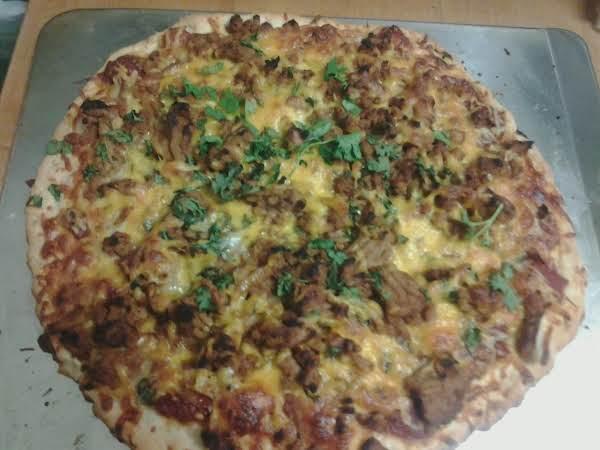 Chipotle Turkey Pizza Recipe