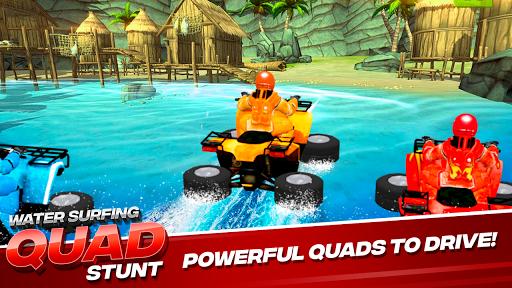 Water Surfing Quad Stunt 1.0 screenshots 2