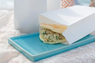 Photo: Gluten-free chicken salad sandwiches. Recipe: http://bit.ly/1tfn3Vl