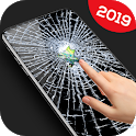 Broken Screen Prank - Cracked Screen Pranks App icon