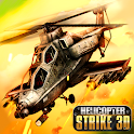 Helicopter Strike 3D - Air Gunship Battle Games icon
